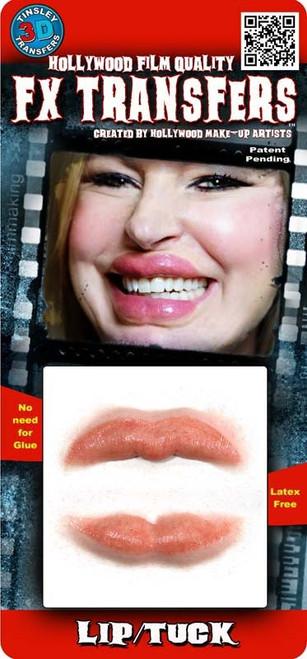 """Lip/Tuck"" Botox Lip Injections FX Transfer"