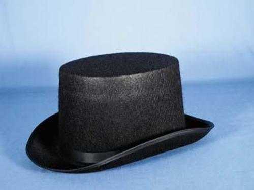 XL Size Black Top Hat