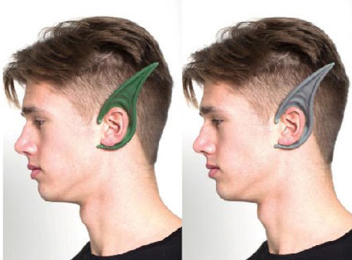 Cosplay Elf Flexi Ears
