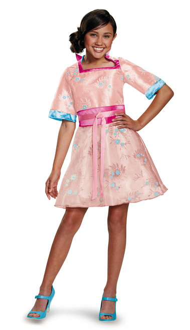 CLEARANCE - Children's Lonnie Coronation Descendants Costume