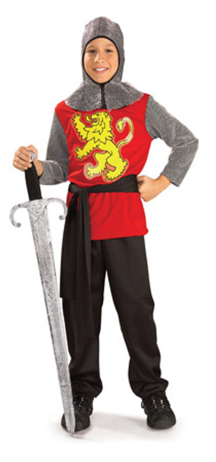 Kids Medieval Lord Costume