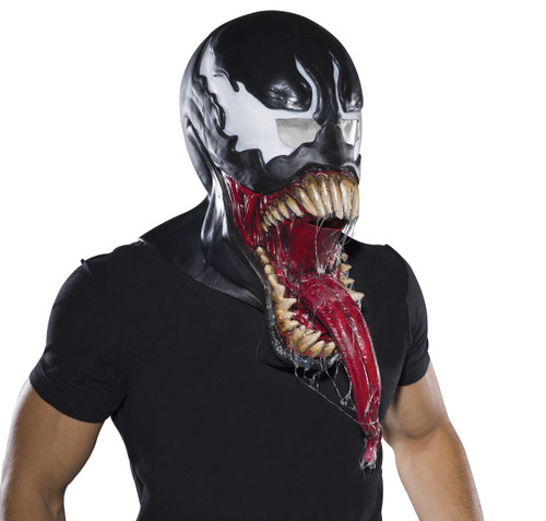 Venom Deluxe Latex Mask