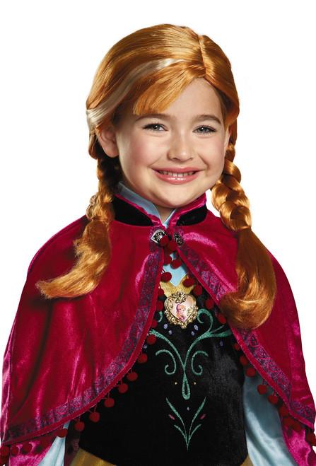 Disney's Frozen Anna Child Wig