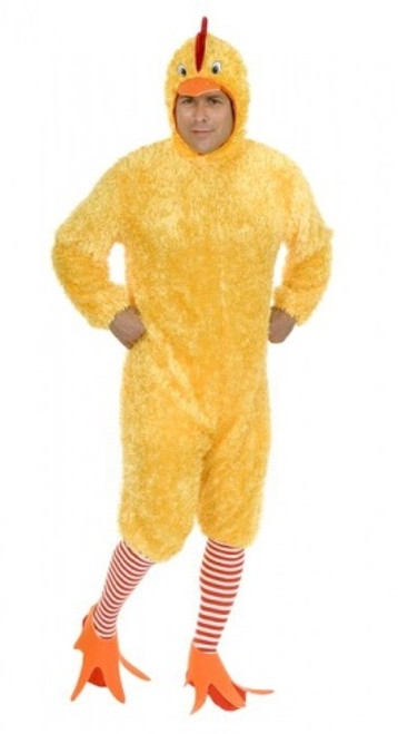 Funky Chicken Adult Animal Costume