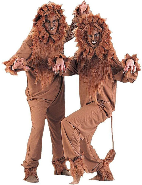 Cowardly Lion Halloween Costume