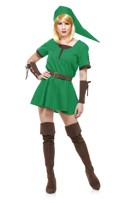 Elf Warrior Princess Link Costume