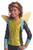 Children's Bumble Bee DC Superhero Wig