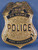 To Serve and Protect Police Badge