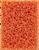Kryolan Professional Pore Stipple Sponge Orange