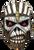 Iron Maiden Book of Souls Eddie Mask