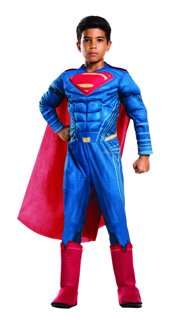 3d03a0f9467fa Kids Superman Deluxe Dawn of Justice Costume - The Costume Shoppe