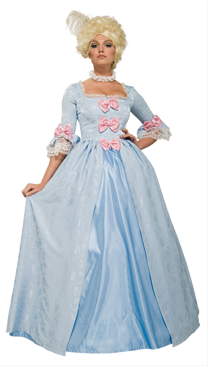 Deluxe Marie Antoinette French Queen Costume The Costume Shoppe