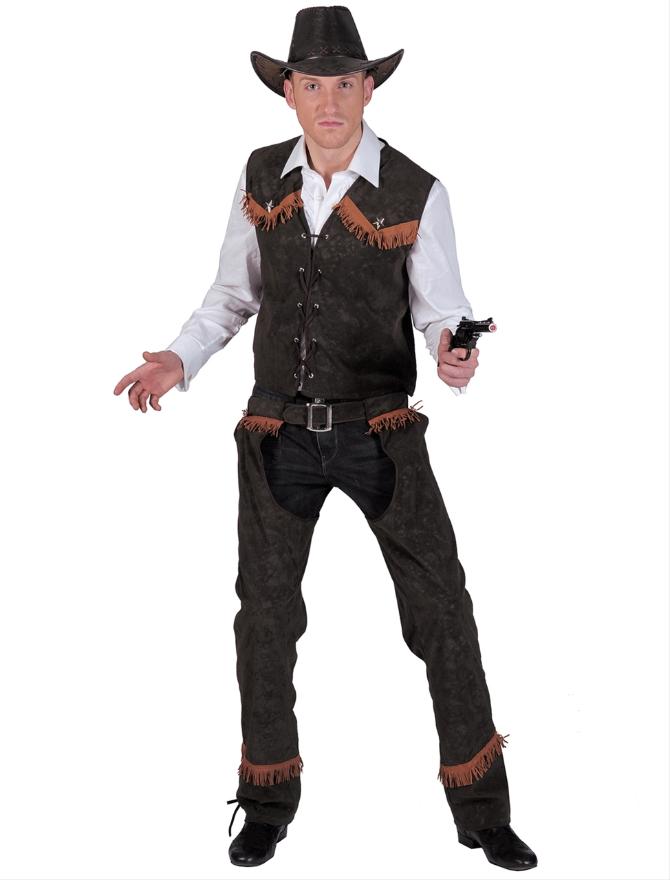 Best of the West Cowboy Men s Costume - The Costume Shoppe 4432e9350f7