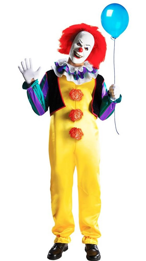 Pennywise from It Movie Costume - The Costume Shoppe 483f6f2e4ac6