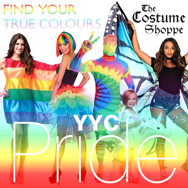 Pride @ The Costume Shoppe Calgary Canada