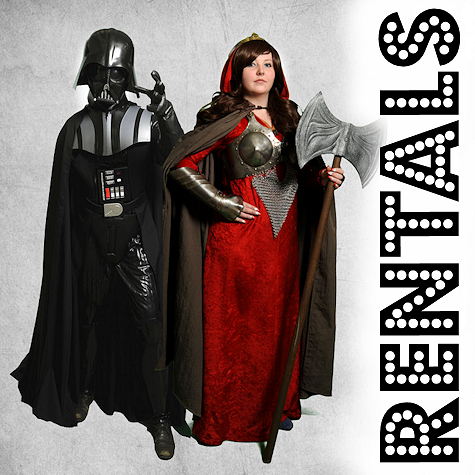 Calgary Costume Rentals  | The Costume Shoppe