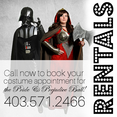 Costume Rentals Calgary | The Costume Shoppe