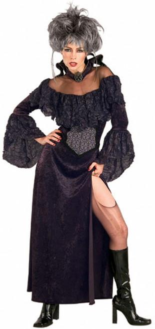 Evil Countess Darkheart Vampire Costume - The Costume Shoppe