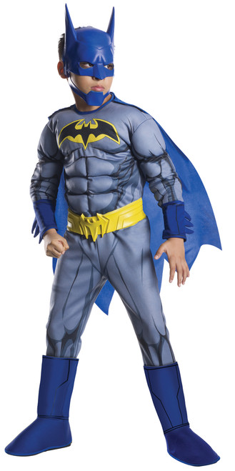Batman Unlimited Muscle Kids Costume The Costume Shoppe
