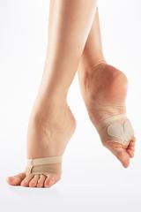 Chaussures danse contemporaine