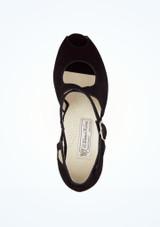 Chaussure de Salon Werner Kern Georgia 6cm Noir #2. [Noir]
