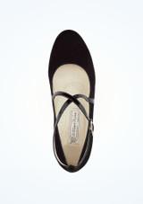 Chaussure de Salon Werner Kern Marina  2,6cm Noir #2. [Noir]