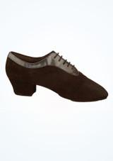 Chaussures de pratique a lacets Solar Ray Rose 3.8 cm Noir image principale. [Noir]