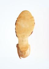 Chaussures de danse Willow Rummos Willow 7 cm Fauve semelle. [Fauve]