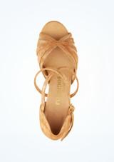 Chaussures de danse Tina Rummos 5 cm Fauve superieure. [Fauve]