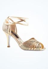 Chaussures de danse Gloria Nueva Epoca 7,6 cm Argent image principale. [Argent]