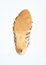Chaussures de danse Harper Anna Kern 7,6 cm Fauve semelle. [Fauve]
