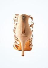Chaussures de danse Harper Anna Kern 7,6 cm Fauve arriere. [Fauve]