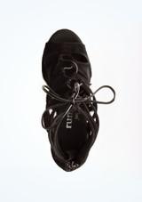 Chaussures de danse Aliza Rummos 7,6 cm Noir superieure. [Noir]
