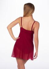 Robe de Danse Sansha Sayuri Rouge #5. [Rouge]