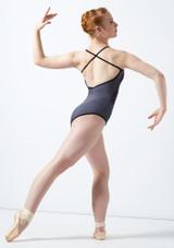 bretelles reversible Ballet Rosa Gris arriere. [Gris]