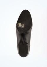 Chaussures danse de salon pour hommes Werner Kern Felix  2,5cm Noir #3. [Noir]