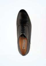 Chaussures danse de salon pour hommes Werner Kern Felix  2,5cm Noir #2. [Noir]