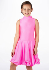 Robe Latine Adrina Move Filles Rose. [Rose]