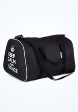 Sac fourre-tout Keep Calm and Dance Tappers & Pointers Noir. [Noir]