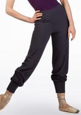 Pantalon bambou fusele Ballet Rosa Gris avant. [Gris]