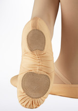 Demi-pointes Move Light Pro Rose arriere. [Rose]