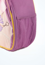 Sac a dos Fee Dragee Capezio Violet laterale. [Violet]