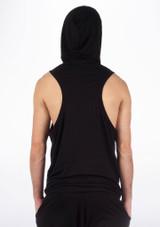 Dincwear Haut Sans Manche Hommes Muscle Noire [Noir]