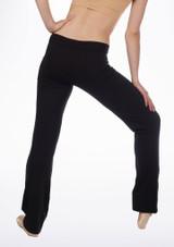 Pantalon de Jazz Repetto Femmes Noir #3. [Noir]