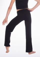 Pantalon de jazz pour filles Repetto Noir #2. [Noir]