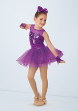 Weissman Get Your Sparkle On Violet avant. [Violet]