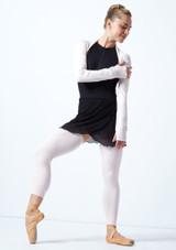 Boléro de danse côtelé Move Dance Juliet Rose  Avant-1 [Rose ]