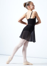 Jupe de danse en mousseline ados Move Dance Adaline
