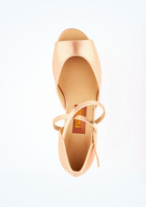 Chaussure de Danse Latine & Salon Freed Laura 5cm Fauve #2. [Fauve]