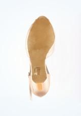 Chaussures danse de salon Dancesteps Saturn 4cm Rose #3. [Rose]